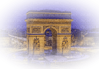 arc de triomphe paysage triumphal arch