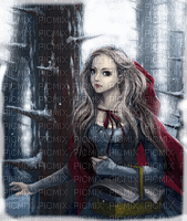 red riding hood chaperon rouge