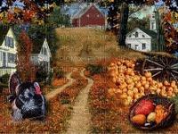 New England Fall Autumn Joyful226