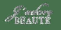 J'adore Beauté.text.silver.Victoriabea