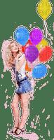 happy Birthday-joyeux anniversaire-fille-femme-girl-BlueDREAM70