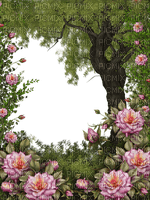 paysage.carden.fleur,rose,Pelageya