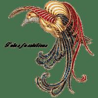 rfa créations - bijou, broche, oiseau