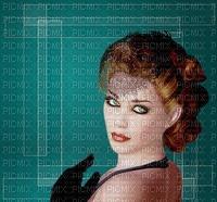 image encre couleur effet texture femme visage edited by me