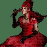 gothique femme  goth woman