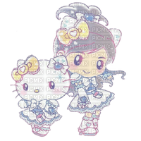 Futari wa Precure Cure White x Hello Kitty Mimmy