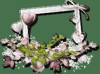 Frame fleuri