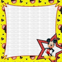 image encre couleur texture Mickey Disney dessin effet edited by me
