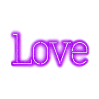 text love pink