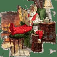 cosy christmas santa