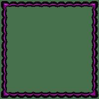 munot - rahmen lila purpur - purple frame - cadre pourpre