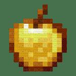 Minecraft pomme dorée Debutante golden apple