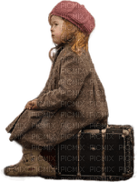 enfant child girl valise  suitcase  👧👧