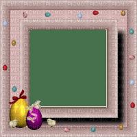 easter ostern Pâques paques deco tube egg frame cadre