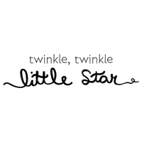 Kaz_Creations Logo Text Twinkle, Twinkle Little Star