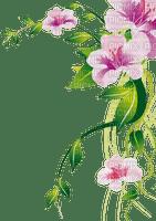 FLOWER BORDER CORNER 🌺COIN FLEUR