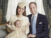 Wiliam , Kate et leur petite fille