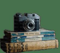 Books.Livres.vintage.appareil photo.Victoriabea