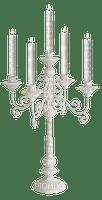 Kaz_Creations White Deco Colours Candles