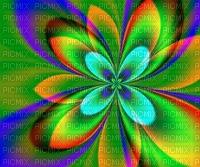 multicolore art image rose bleu jaune multicolored color kaléidoscope kaleidoscope