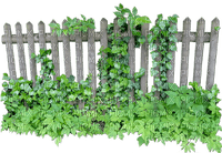 Kaz_Creations Garden Deco Fence