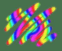Rainbow squiggle