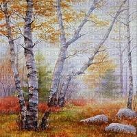 automne autumn forest bg