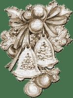 soave deco christmas vintage winter  branch ball