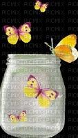 image encre effet papillon pot edited by me