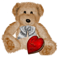 Kaz_Creations Valentine Deco Love Cute Teddy Bear