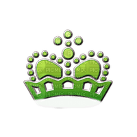 green crown vert couronne