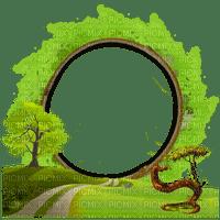 landscape cadre_frame road decoration_paysage route ddécoration_tube