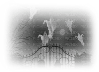 Halloween paysage