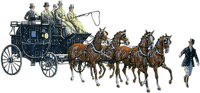 Coach horses Joyful226