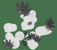 GREY LEAVES autumn DECO gris feuilles deco automne