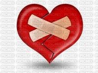 coeur déchiré