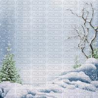 winter bg hiver fond