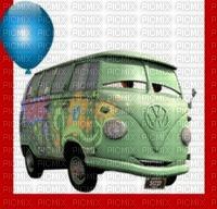 image encre bon anniversaire  effet voiture Disney edited by me