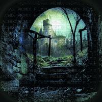 portail magique château magic portal castle