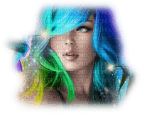 Kaz_Creations Woman Femme Colours Colourful
