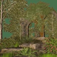 stone stein deco  garden garten ruins ruine