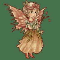 fairy child fee enfant automne