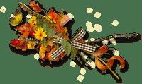 automne fleur feuilles deco autumn leaves