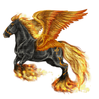 flame peguaus