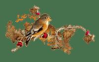 Kaz_Creations Deco Autumn Fall Bird