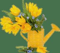 arrosoir watering can gießkanne deco tube garden jardin flower fleur spring printemps frühling primavera весна wiosna tulips