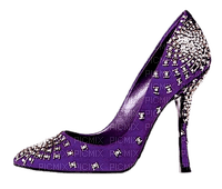 Kaz_Creations Purple Shoe