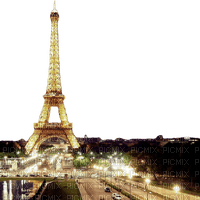 Tour Eiffel nuit Paris