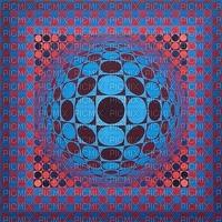 multicolore art image rose bleu noir black effet kaléidoscope kaleidoscope multicolored color