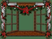fenêtre Noel